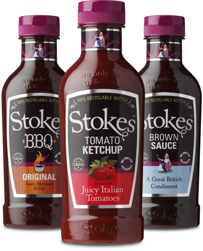 Stokes Ketchup and Sauces