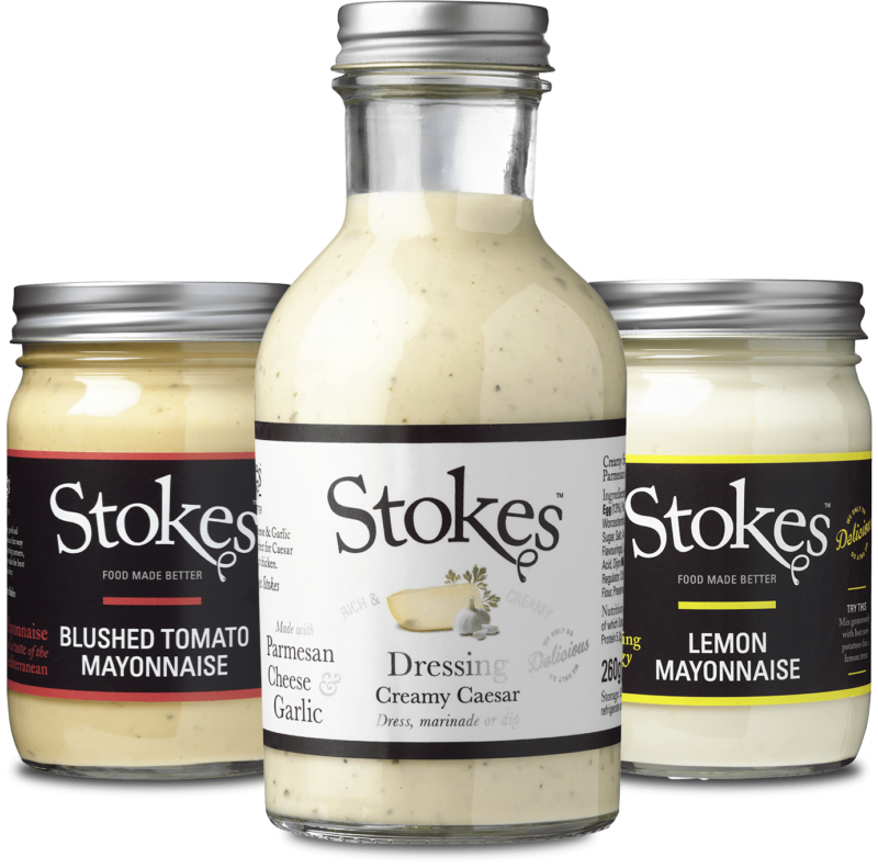 Stokes Mayonnaise and dressings