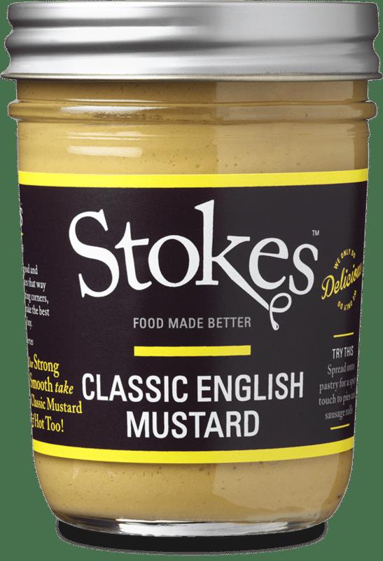 classic english mustard