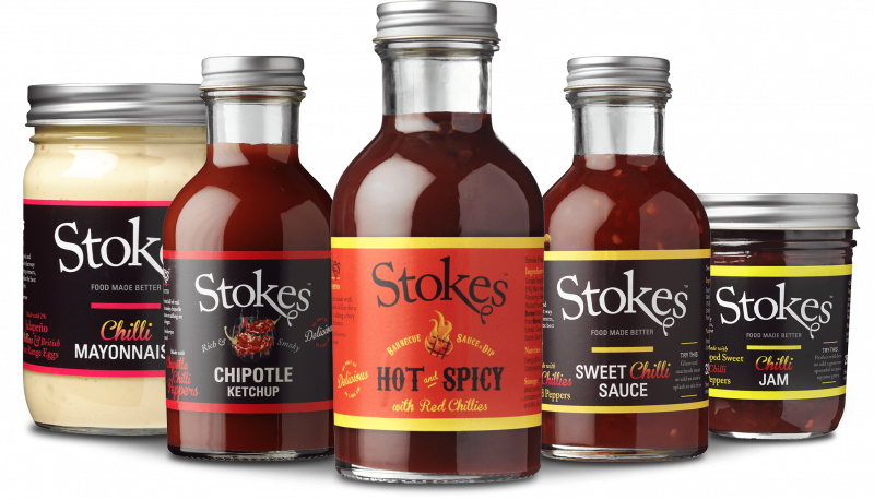 stokes chilli collection